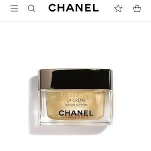 Chanel sublimage la creme texture supreme